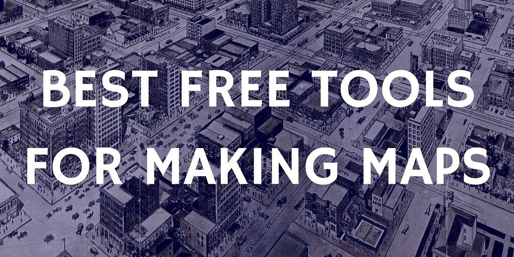 Making Maps for Free - The Beginner's Toolkit on free internet encyclopedia, free ip location finder, free email, free gold prospecting in colorado, free genealogy databases, free business diagrams, free bans, free classifieds, free language dictionaries, free online registration, free fiction books, free review, free photogrammetry, free educational videos, free solar system, free thesis papers, free seasonal calendars, free web, free new books, free downloadable tables,