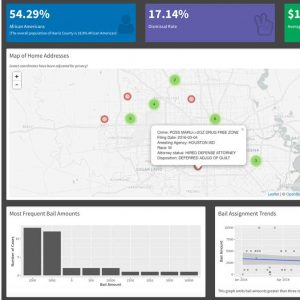Building a Data Dashboard for the Texas Criminal Justice Coalition