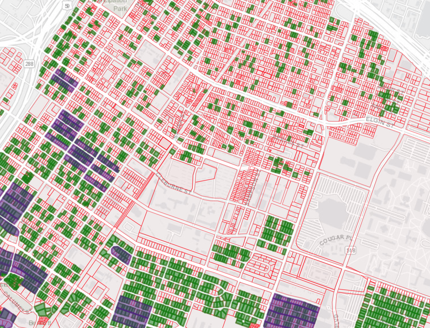 Minimum Lot Size in Houston: Maps to Protect Your Block - January ...