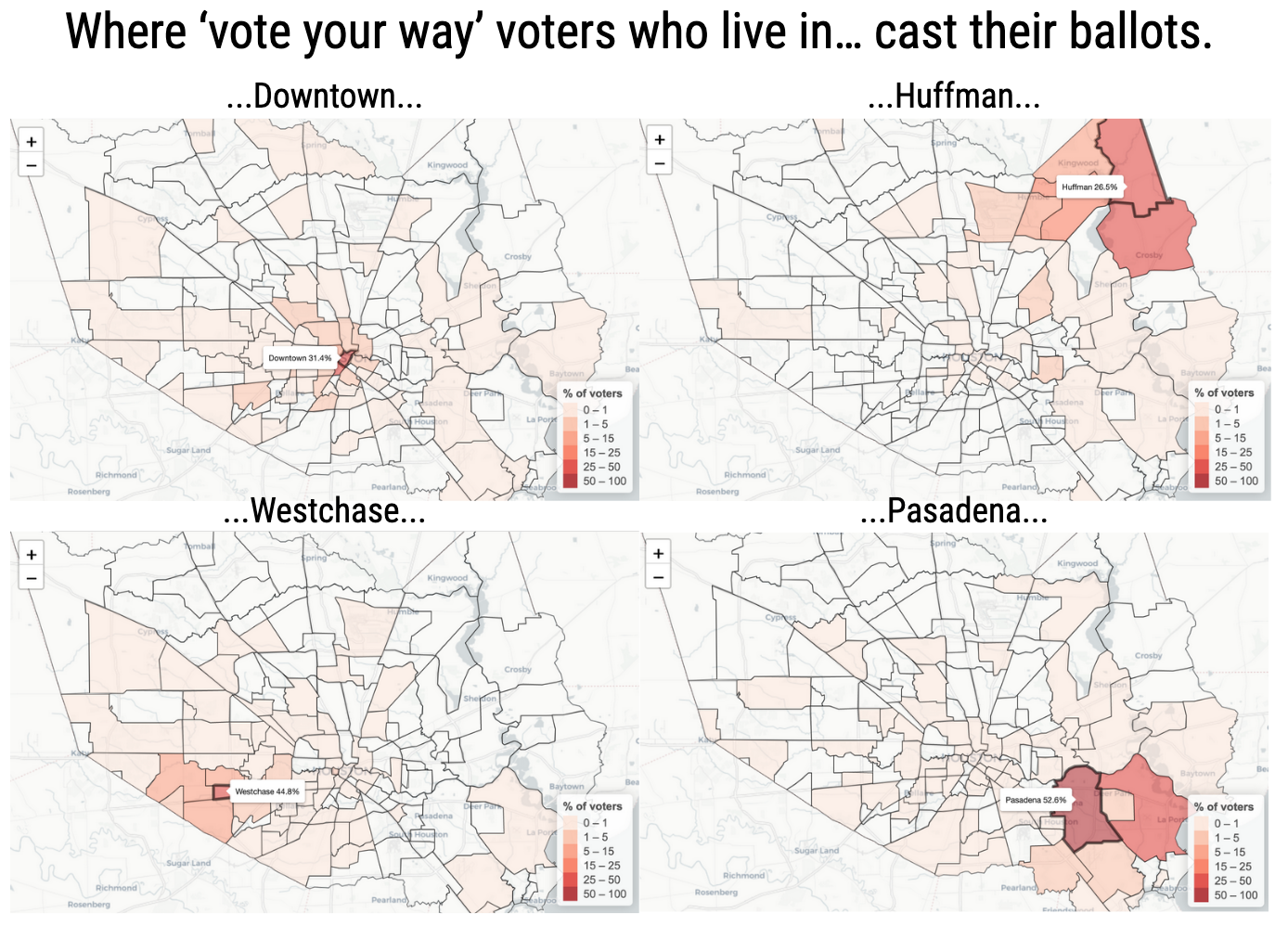 harris county voter your way voters by neighborhood