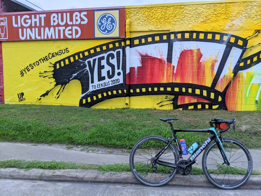 Yes to the Census 2020 Mural in Montrose