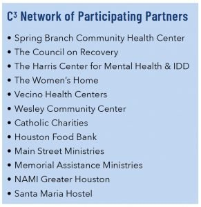 nbhp c3 program network of providers
